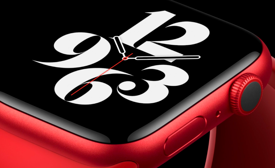 What time is it? Check this new Apple Watch.