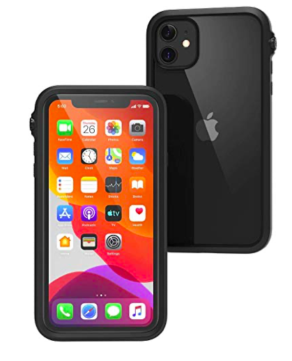 The Catalyst protective case for iPhone.