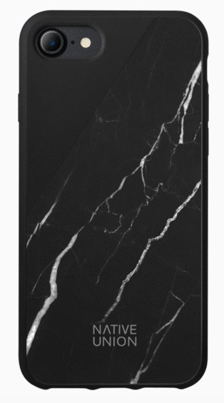 Clic Marble iPhone SE case from Native Union.