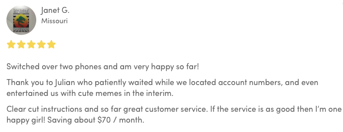 Wing reviews customer service