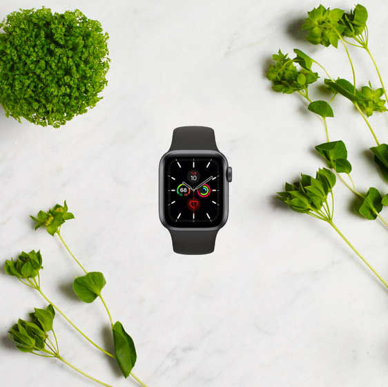 The Apple Watch Series 5 from Wing.