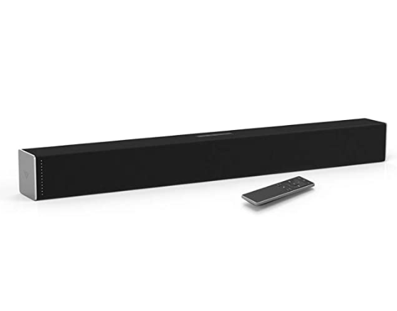 VIZIO 2.0 Channel Sound Bar from Amazon makes the perfect tech gift for dad.