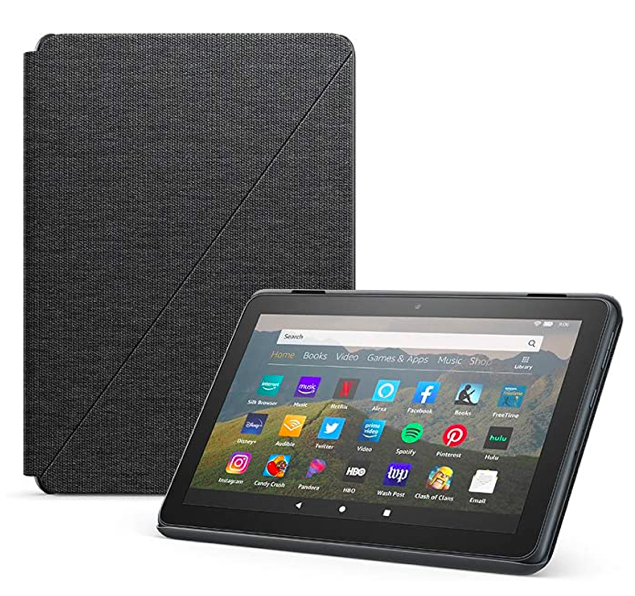 Amazon Fire HD 8 Tablet is among one of the best tech gift ideas.
