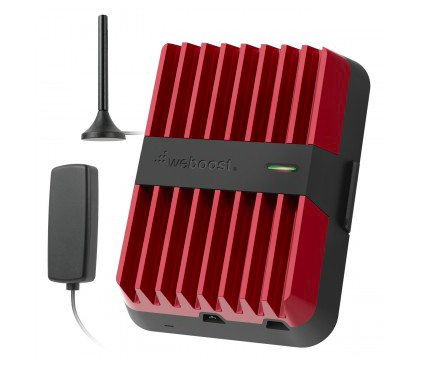 Boost your cell phone signal with the weBoost Drive Reach for your car.