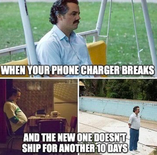 Funniest wireless memes from Wing.
