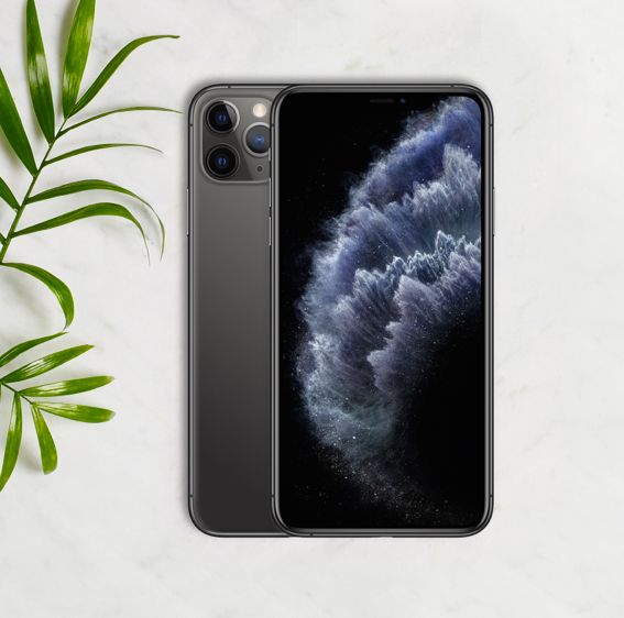 Apple vs. Samsung? The iPhone 11 Pro Max from Wing.