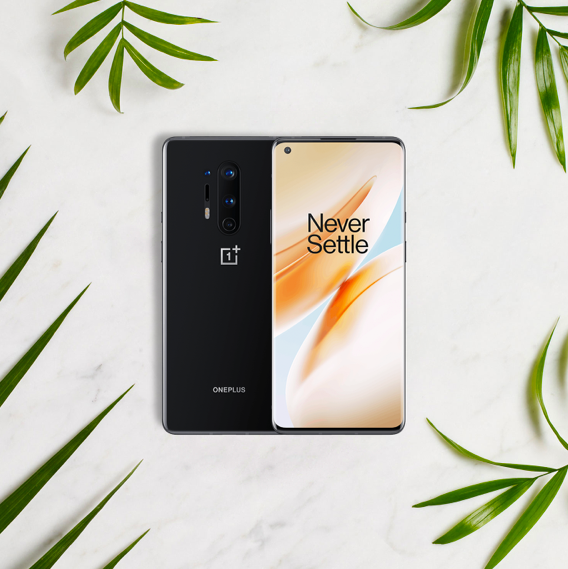 The OnePlus 8 Pro is one of the sharpest iPhone alternatives.